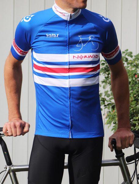 Trikot Kurzarm Premium - Norwid – Räder für Velosophen
